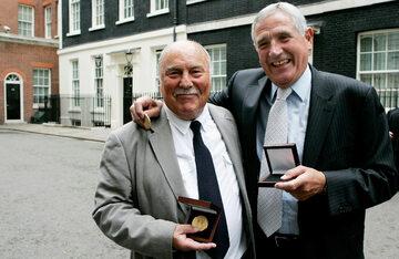 Jimmy Greaves i Norman Hunter