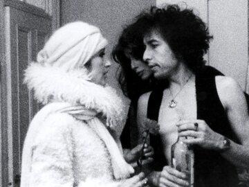 "Joan Baez oraz Bob Dylan w filmie ""Renaldo i Clara"" (1978)"