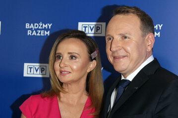 Joanna i Jacek Kurscy