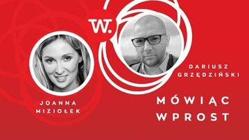 Joanna Miziołek i Dariusz Grzędziński