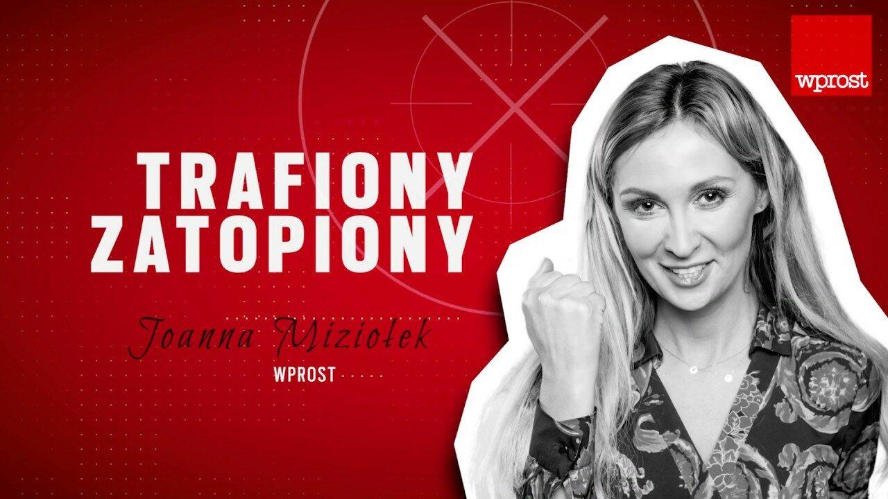 Joanna Miziołek - Trafiony Zatopiony