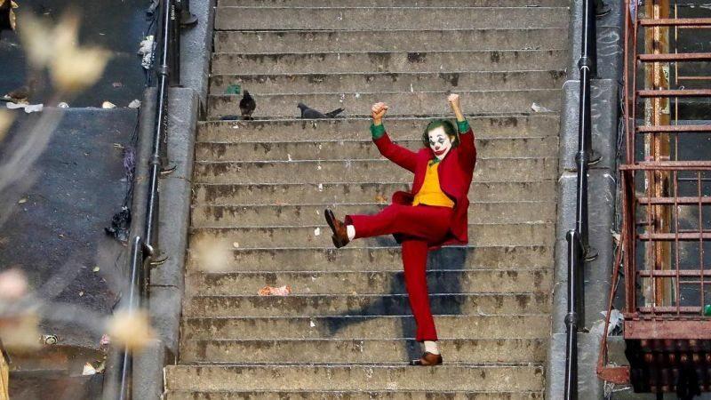 Joaquin Phoenix jako Joker