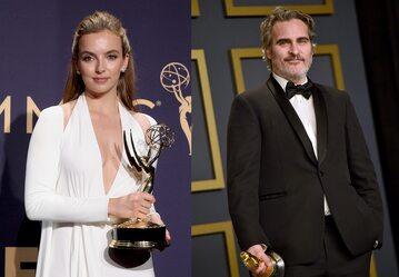 Jodie Comer, Joaquin Phoenix
