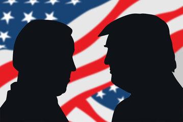 Joe Biden czy Donald Trump?