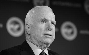 John McCain w 2016 r.