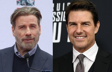 John Travolta, Tom Cruise