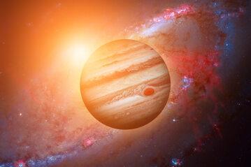 Jowisz, zdjęcie ilustracyjne
