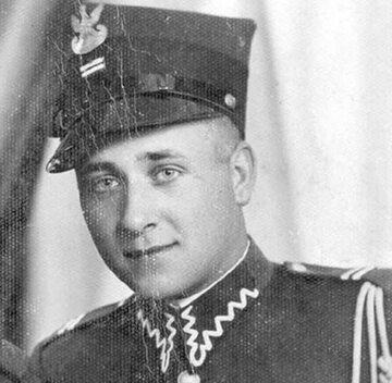 """Józef Franczak, ps. """"Laluś"""", """"Lalek"""" przed 1939 rokiem"""