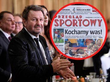 Józef Wojciechowski chce kupić Przegląd Sportowy