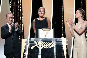 "Julia Ducournau, reżyserka nagrodzonego w Cannes filmu ""Tytan"""