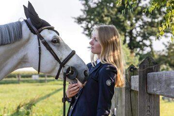 Juliana Suska, nowa mistrzyni Polski w jeździectwie