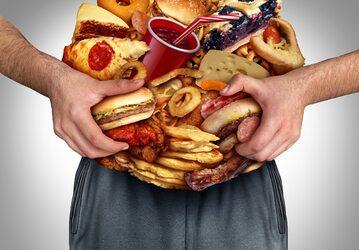Junk food, zdjęcie ilustracyjne