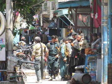 Kabul, zdjęcie ilustracyjne