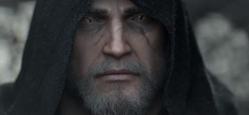 Kadr z animacji promującej grę Wiedźmin 3