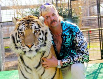 """Kadr z dokumentu """"Król tygrysów"""""""