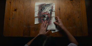 "Kadr z filmu ""Antlers"""