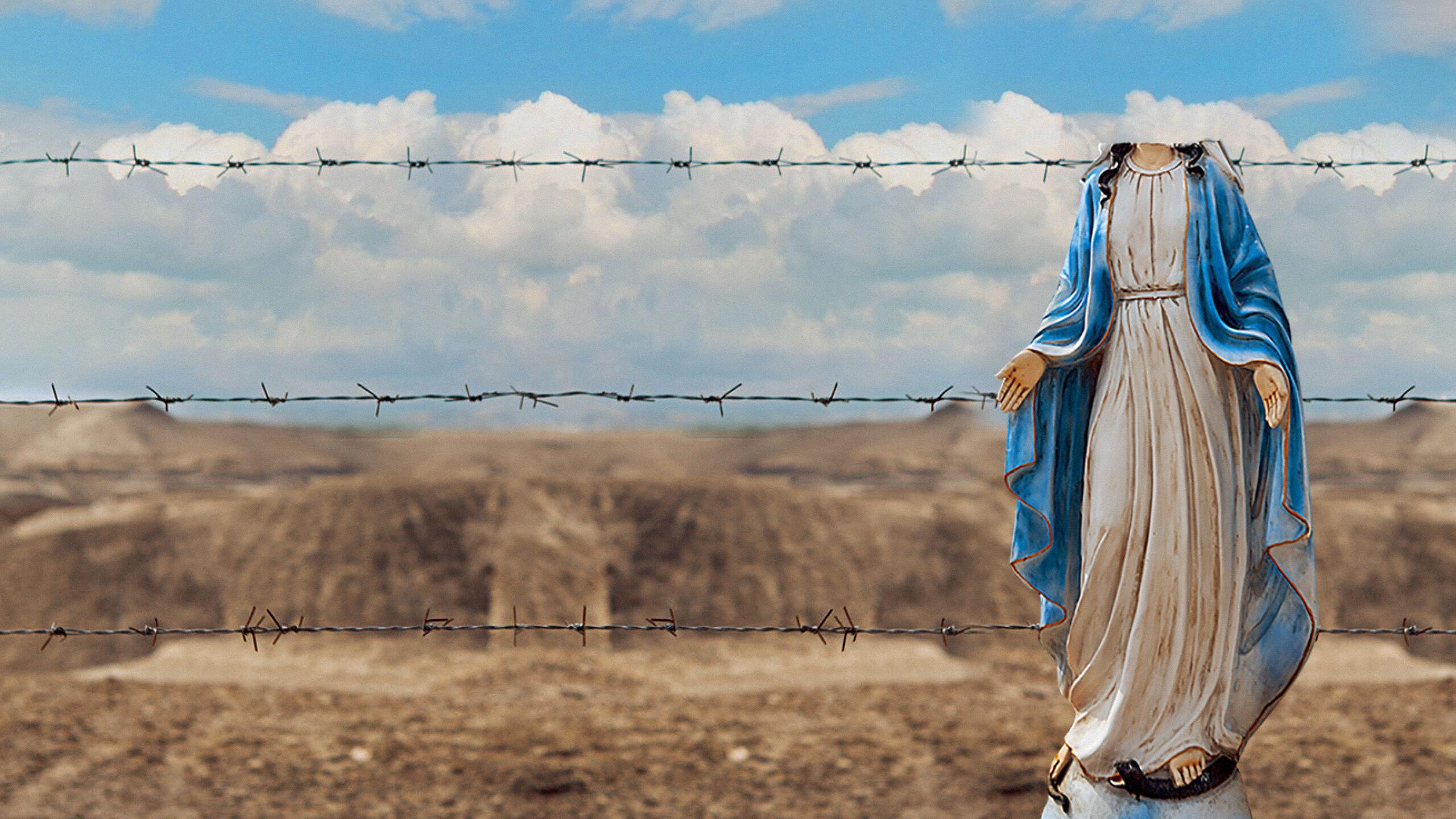"""Kadr z filmu """"Ave Maria"""" (2015)"""