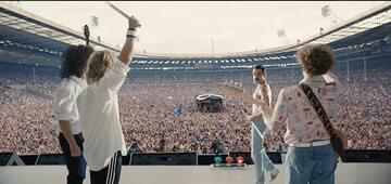 """Kadr z filmu """"Bohemian Rhapsody"""""""