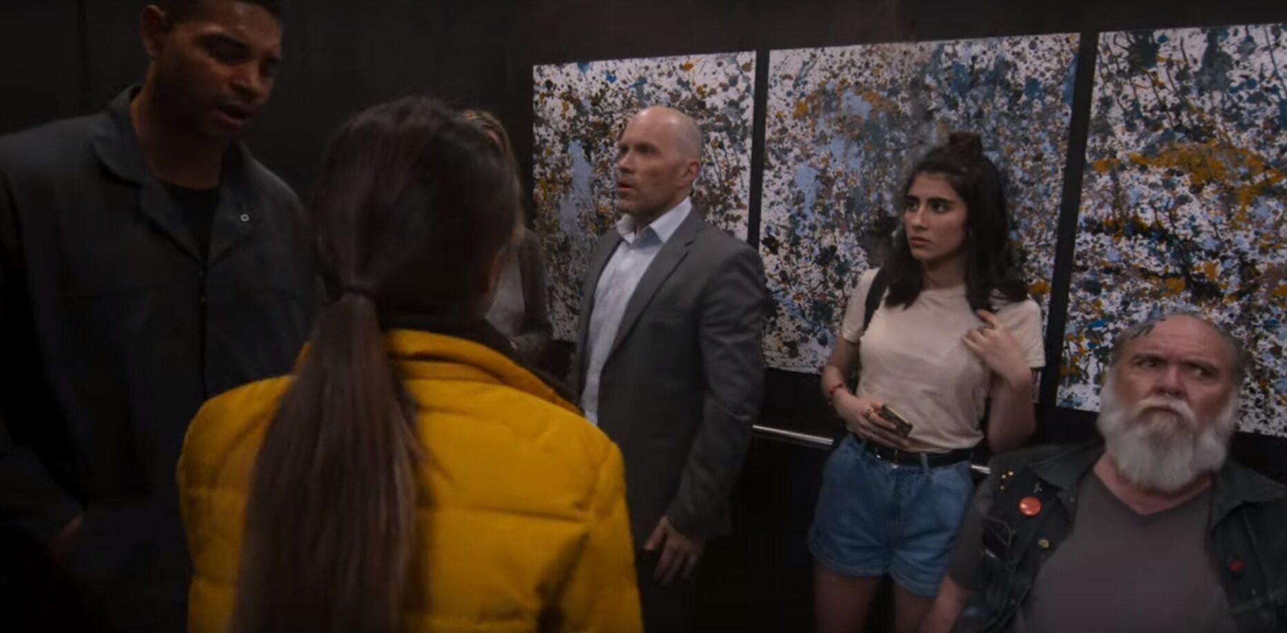 "Kadr z filmu ""Corona"""
