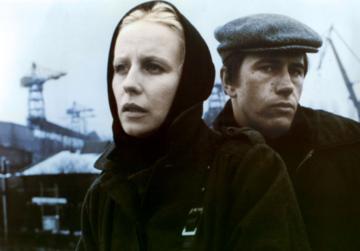 """Kadr z filmu """"Człowiek z żelaza"""""""