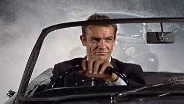 """Kadr z filmu """"Doktor No"""" (1962)"""