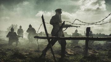 """Kadr z filmu dokumentalnego """"Obłoki śmierci – Bolimów 1915"""""""