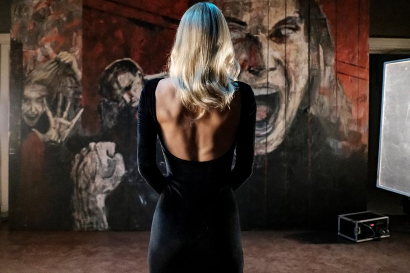 "Kadr z filmu ""Erotica 2022"""
