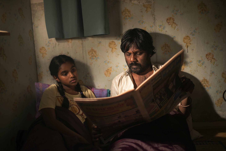 "Kadr z filmu ""Imigranci / Dheepan"" (2015)"