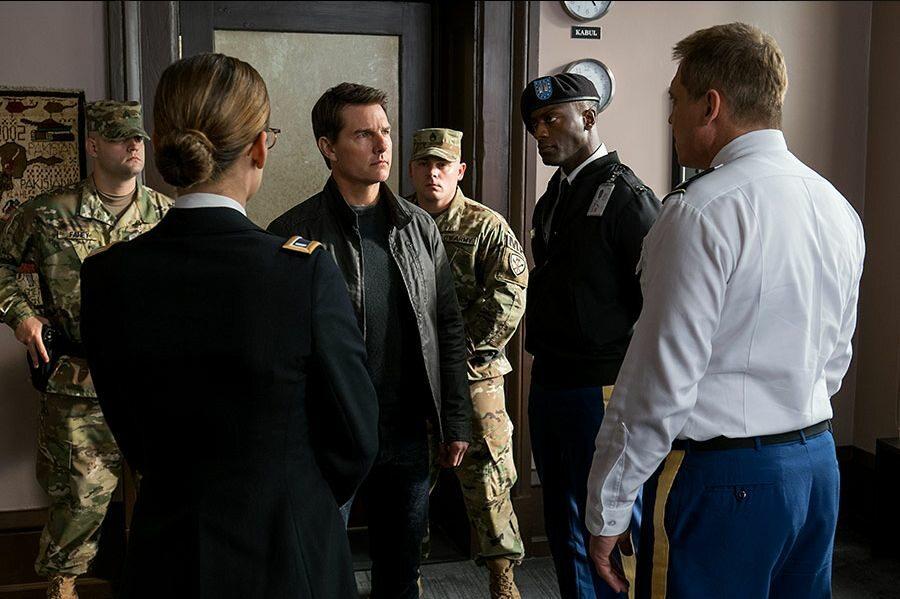 """Kadr z filmu """"Jack Reacher: Nigdy nie wracaj"""""""