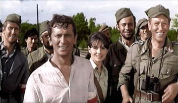 """Kadr z filmu """"Jak rozpętałem drugą wojnę światową"""""""