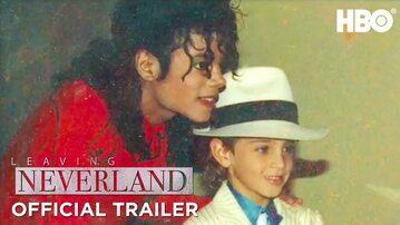 "Kadr z filmu ""Leaving Neverland"""