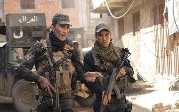 "Kadr z filmu ""Mosul"""