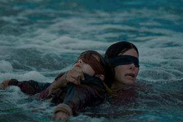 """Kadr z filmu """"Nie otwieraj oczu"""""""