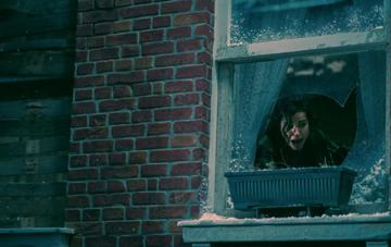 """Kadr z filmu """"Nikt nie ujdzie z życiem"""""""