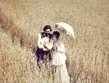 """Kadr z filmu """"Noce i dnie"""""""