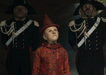 """Kadr z filmu """"Pinokio"""""""