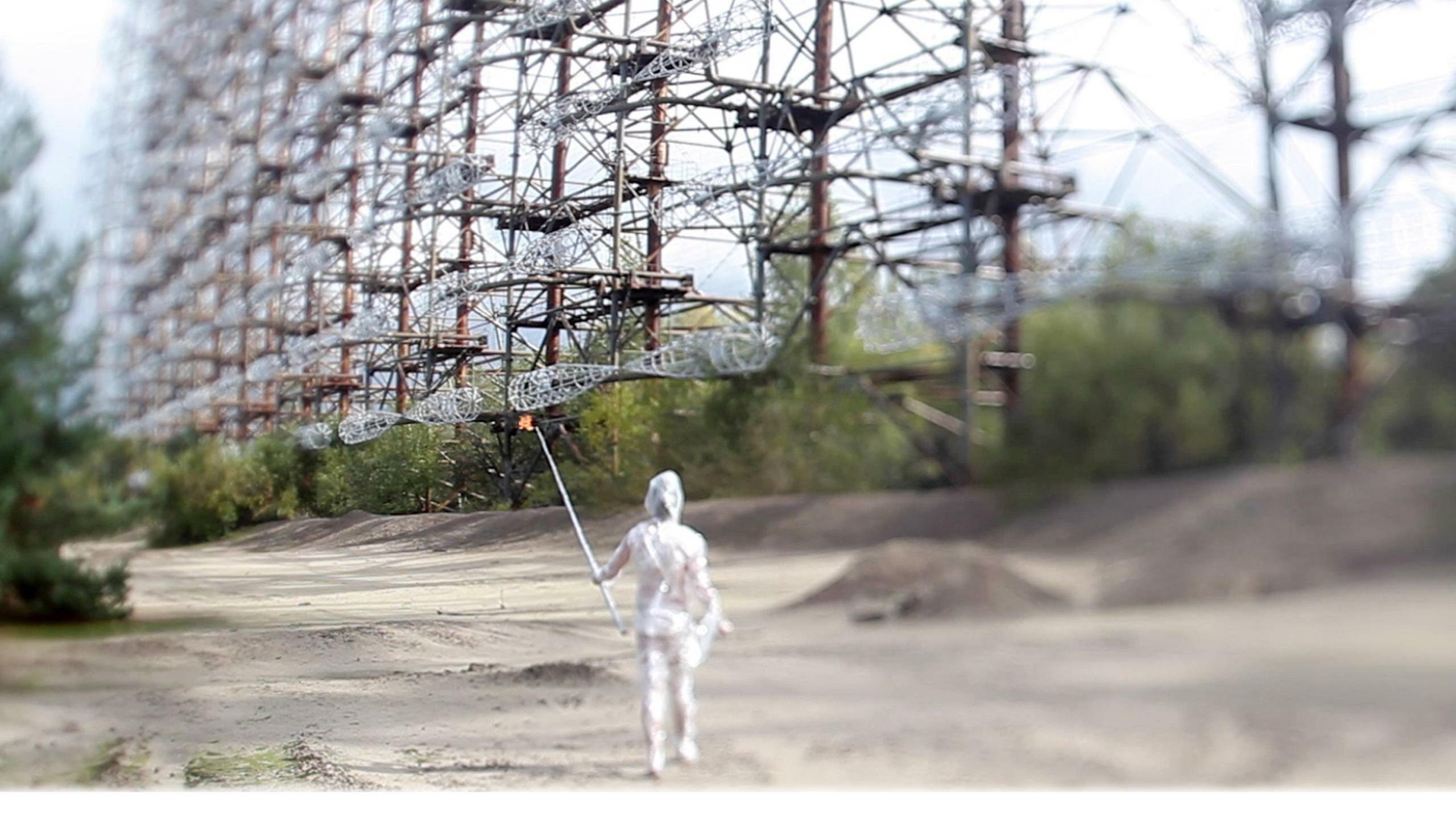 Kadr z filmu Rosyjski dzięcioł / The Russian Woodpecker (2015)