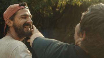 """Kadr z filmu """"Sokół z masłem orzechowym"""""""