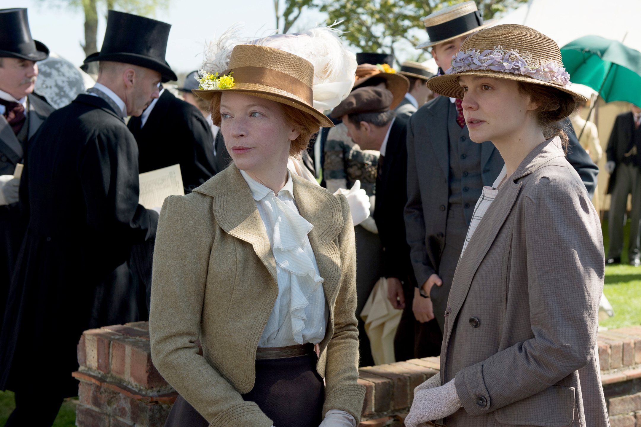 """Kadr z filmu """"Sufrażystka"""" / """"Suffragette"""" (2015)"""