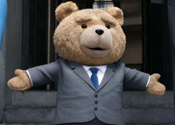 "Kadr z filmu ""Ted"""