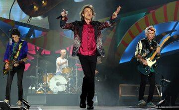 """kadr z filmu """"The Rolling Stones Ole! Ole! Ole!"""" (2016)"""