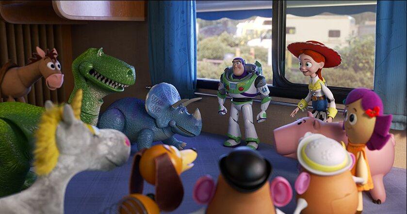 """Kadr z filmu """"Toy Story 4"""""""