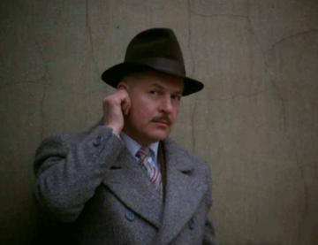 "Kadr z filmu ""Va Bank"""
