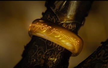 """Kadr z filmu """"Władca Pierścieni. Drużyna Pierścienia"""""""