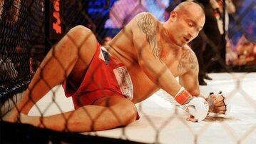 Kadr z gali Fame MMA 6