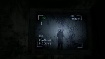 Kadr z gry Blair Witch