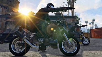 Kadr z gry GTA V