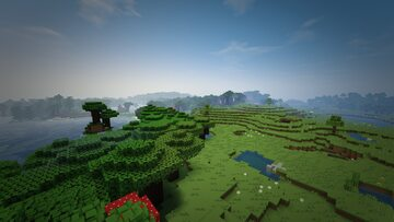 """Kadr z gry """"Minecraft"""""""