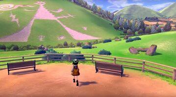 Kadr z gry Pokemon Sword/Shield