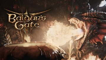 Kadr z intro do Baldur's Gate 3